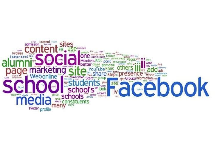 The Big Four Social Media Sites Schools Cant Ignore Mais Ap 09