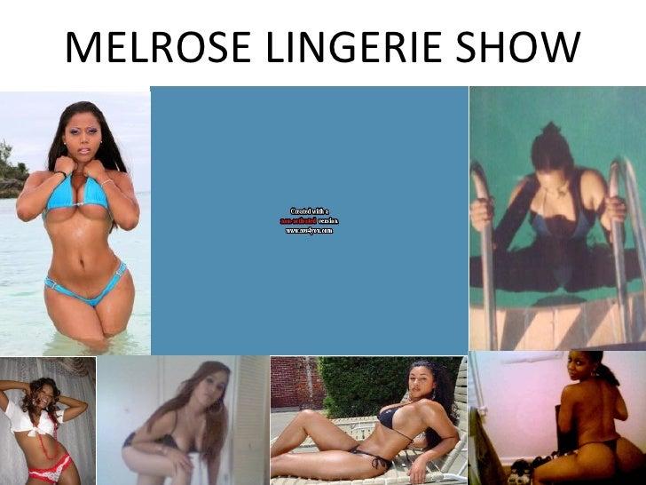 MELROSE LINGERIE SHOW