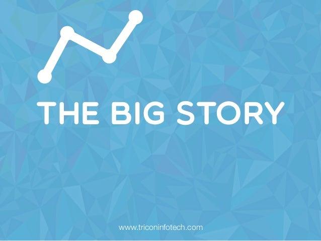 The Big Story www.triconinfotech.com