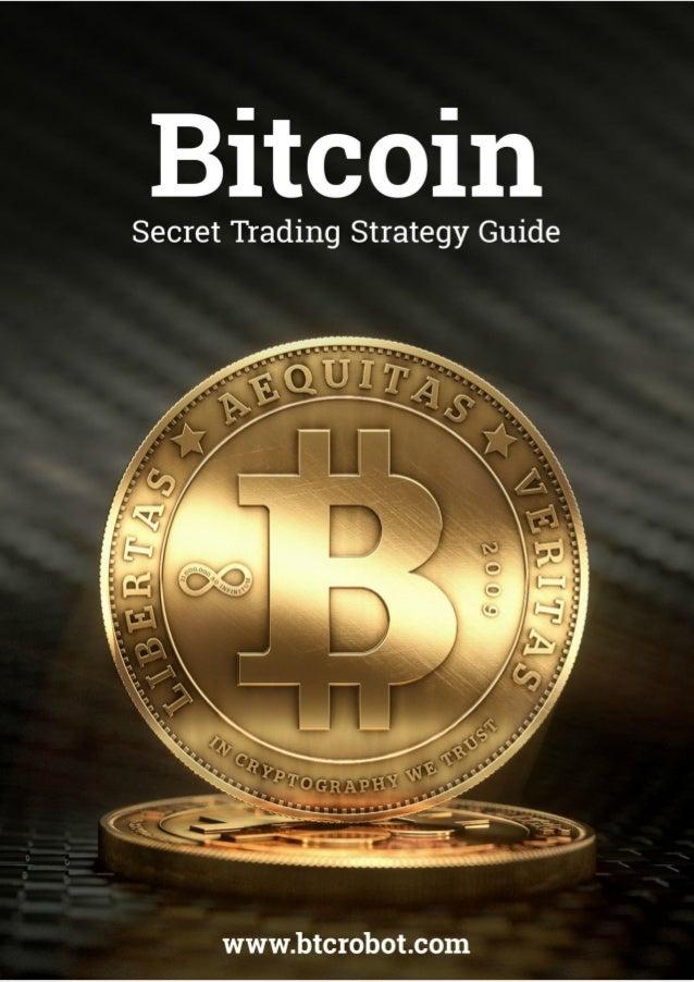 The bitcoin secret trading ebook