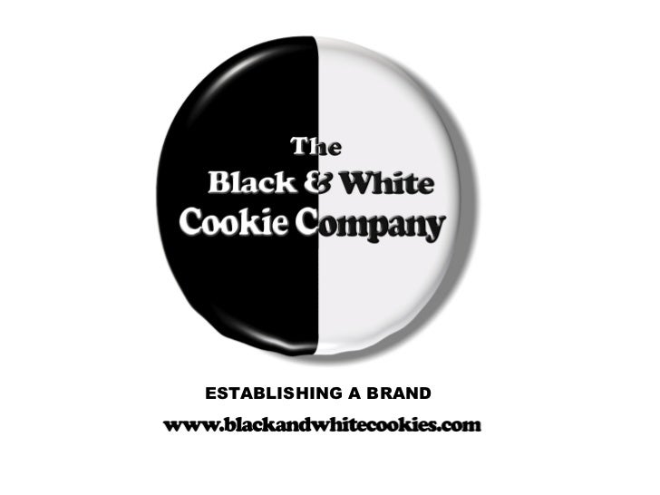 The Black and White Cookie Company II