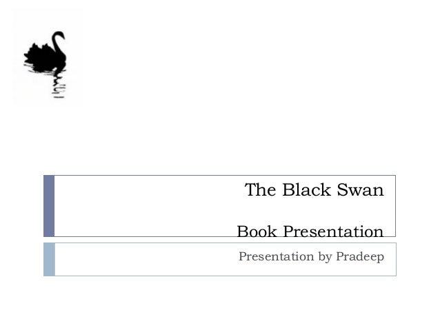 The black swan Book Presentation