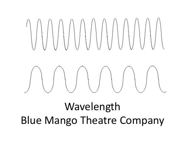 The Blue Mango Theatre presents Wavelength