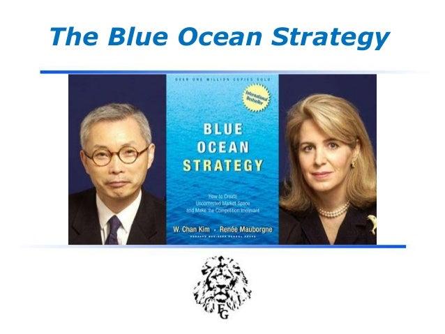 The Blue Ocean Strategy FG