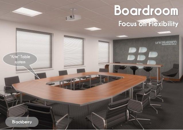 The Boardroom Flexible Furniture Ideas From Ben Johnson Ltd