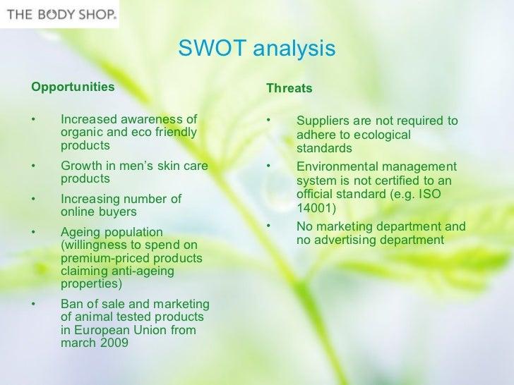 phoenix organics swot analysis
