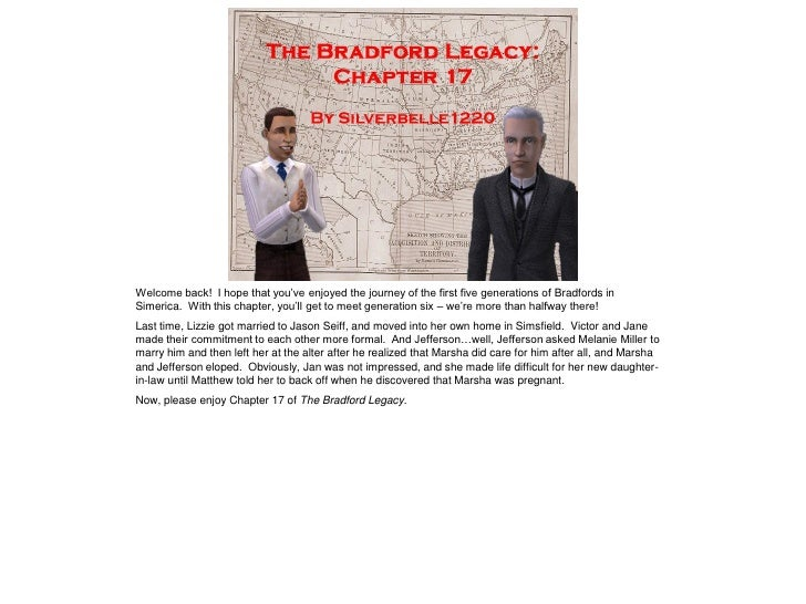 The Bradford Legacy - Chapter 17