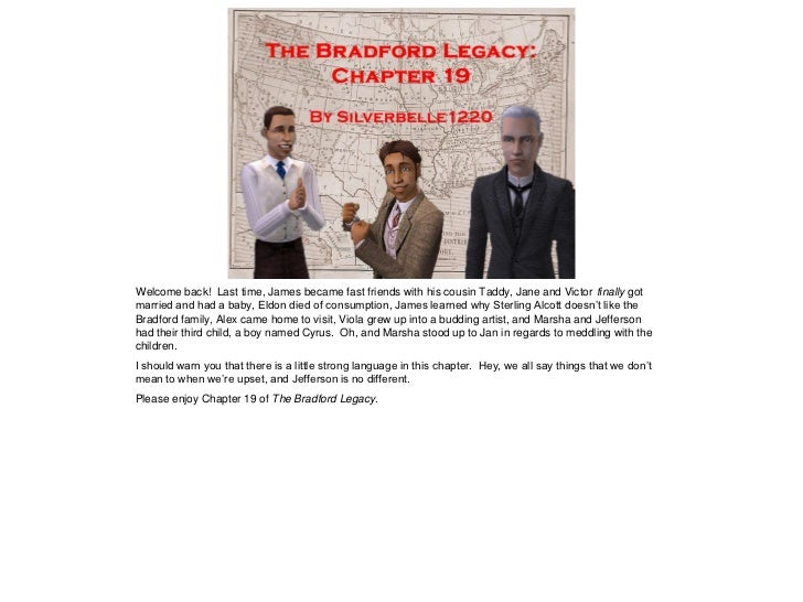 The Bradford Legacy - Chapter 19