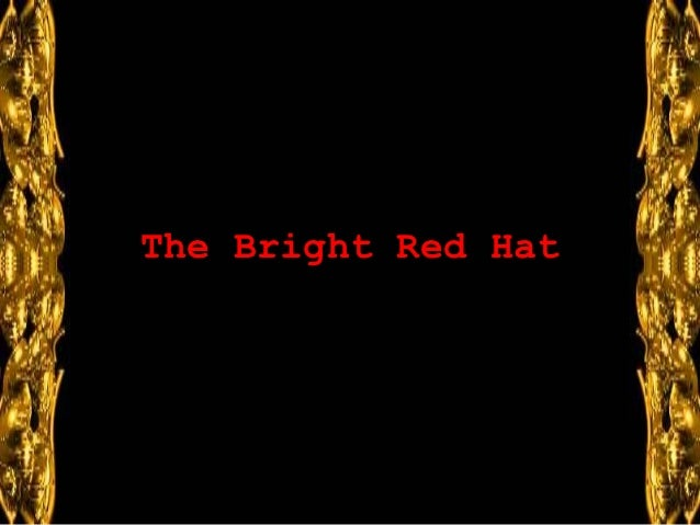 The brightredhat