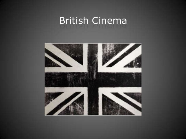 The British Film Industry (DAPS 6 and 7)
