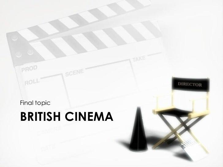 The british film industry2