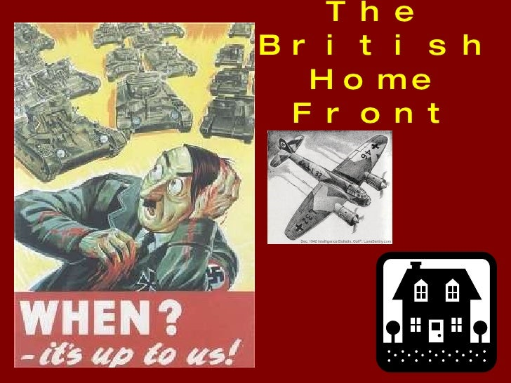 The British Home Front