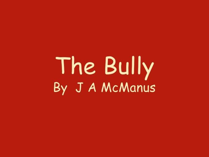 Cyber Bullying...NOT