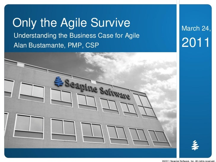 Understanding the Business Case for Agile