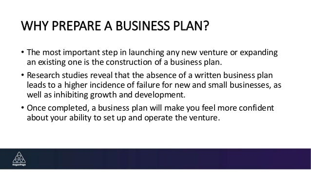 Why are business plans important
