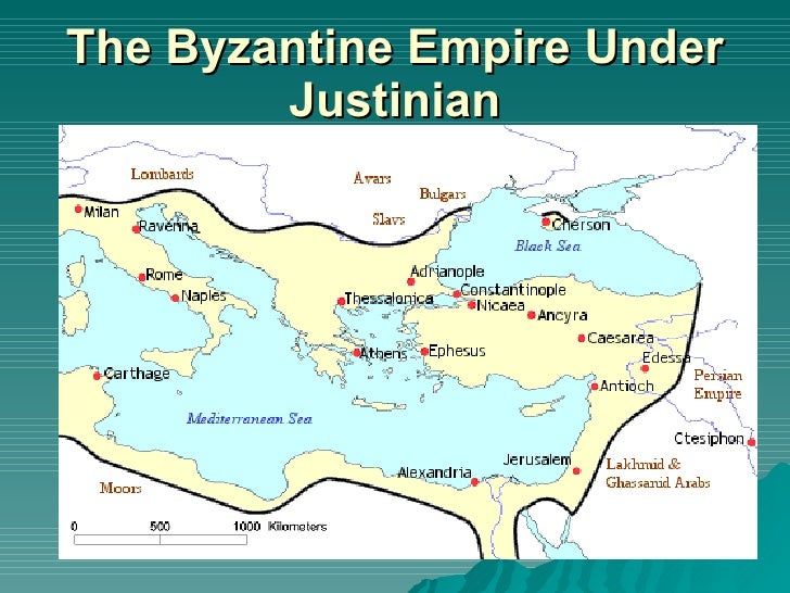 justinian and the byzantine empire essay