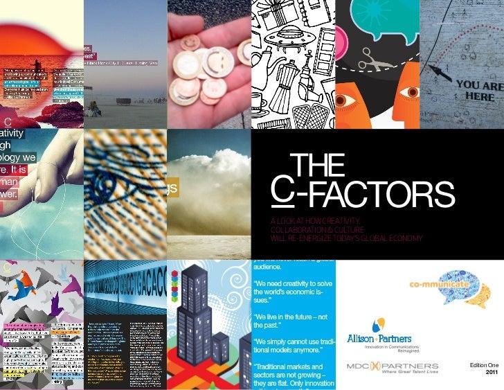 The C-Factors Report