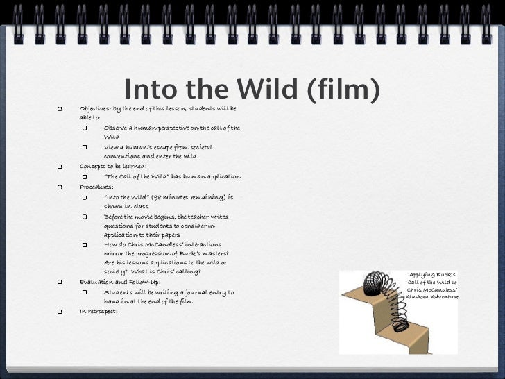 into the wild isolation essay Litcharts assigns a color and icon to each theme in into the wild, which you can use to track the themes throughout the work campodonico, christina into the wild themes litcharts litcharts llc, 11 aug 2014 web 4 oct 2018 campodonico, christina into the wild themes litcharts litcharts.