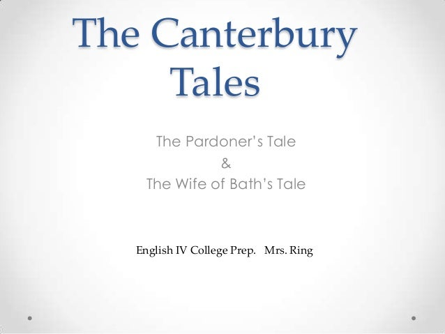 a character analysis of the tale the wife of bath Get an answer for 'who or what are the main characters, settings, genre, and theme of the wife of bath's tale in the canterbury tales  the canterbury tales analysis.