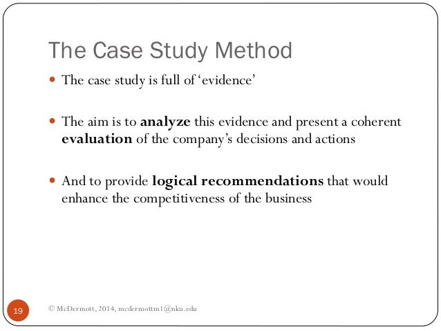 case study method meaning