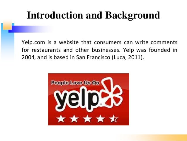 "aws case study yelp Social media helps id spew source subscribe: or in this case, barf at ""we found that using yelp data has helped the health the study is in the journal of."