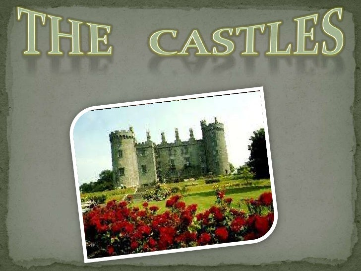 CastleS are big, strong buildings. People built castles inthe past to protect everyone inside the castle fromattack.Many c...