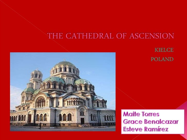 Monuments in Kielce: The Cathedral of Ascension