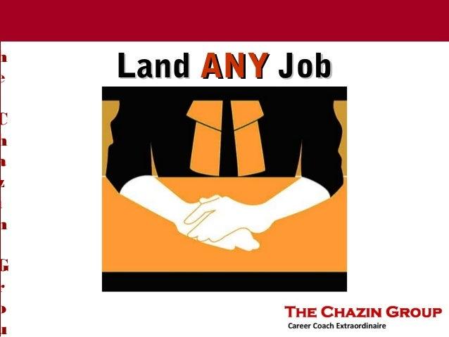 TheChazinGrouLandLand ANYANY JobJobThe Chazin Group