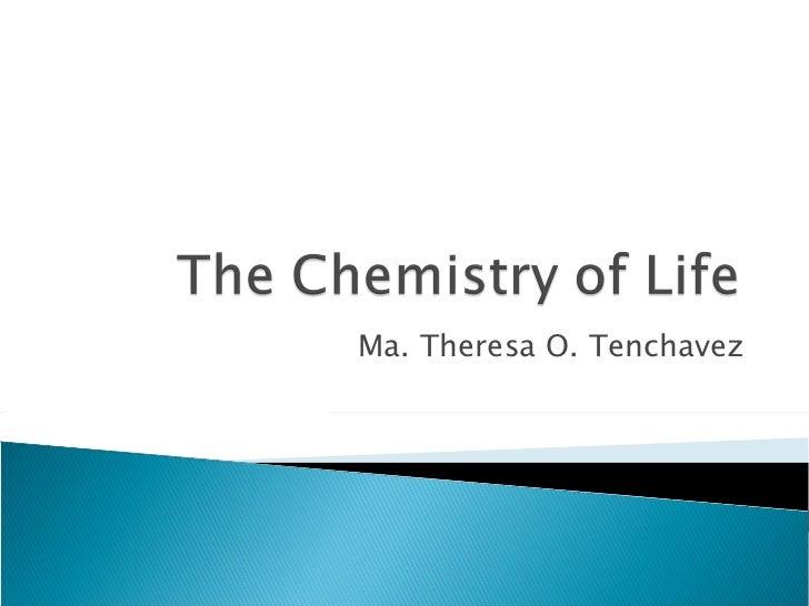 Ma. Theresa O. Tenchavez