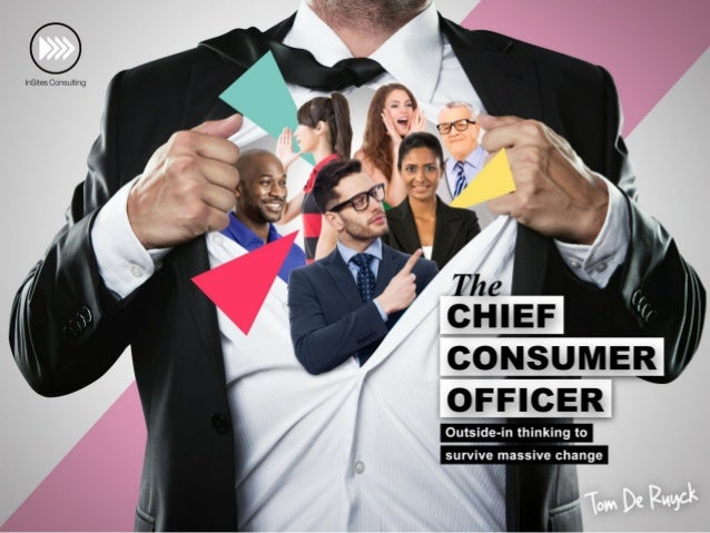 The Chief Consumer Officer at Discover the power of ambassadors