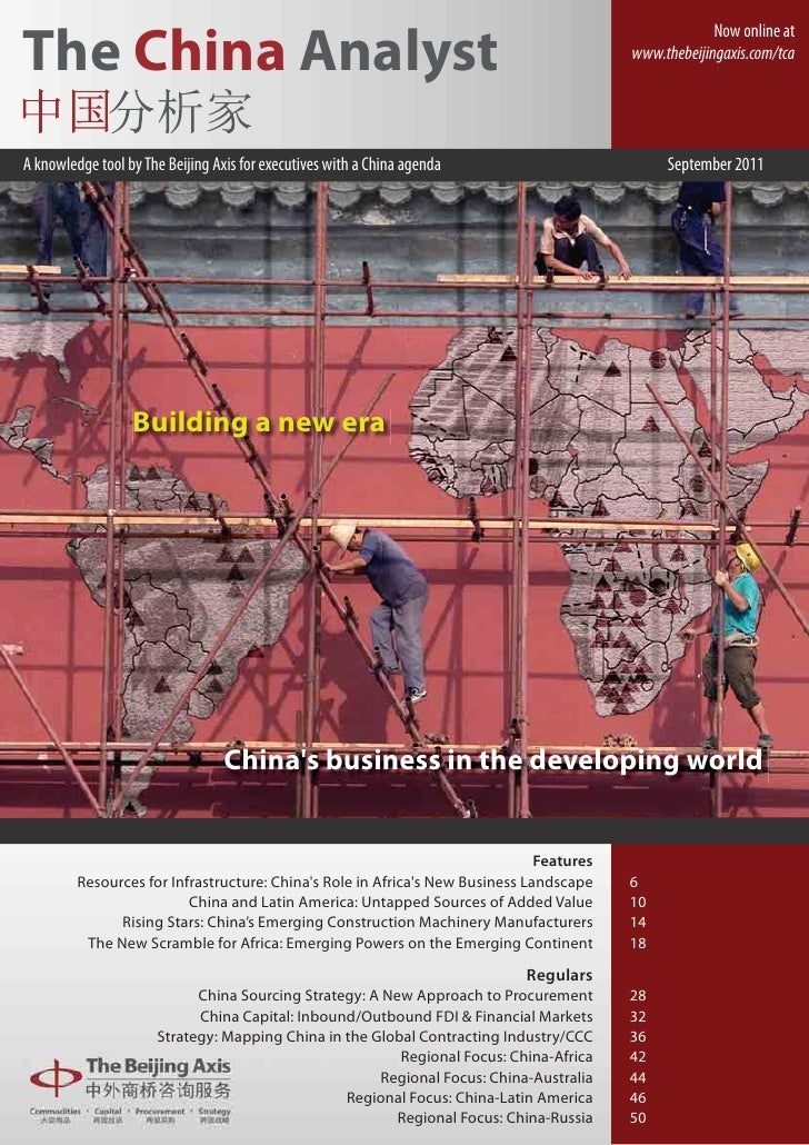 The China Analyst   September 2011 Final