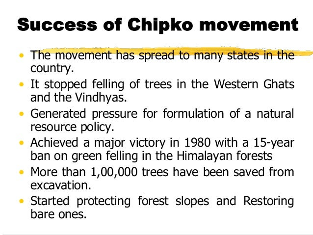Chipko Movement, Andolan Information, Essay, Speech, Paragraph & Article