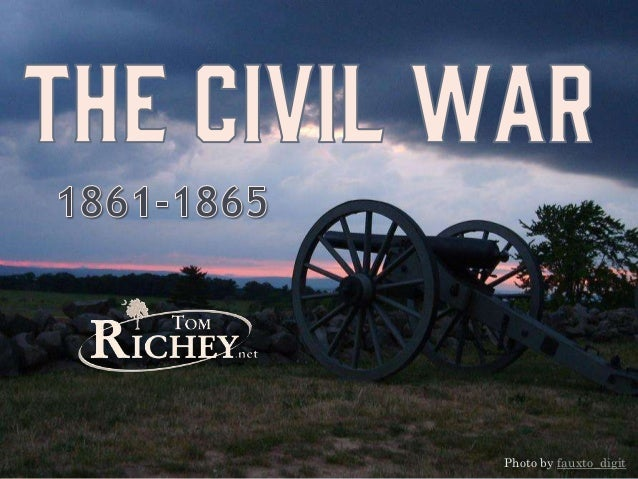 The Civil War (US History)