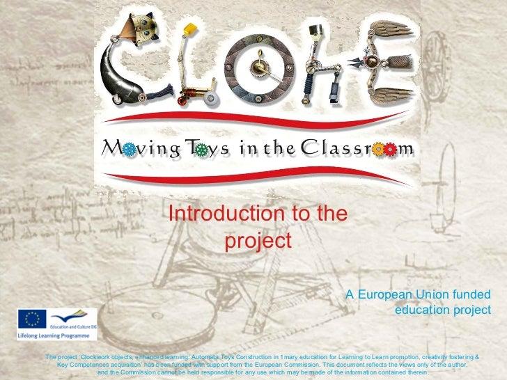 The clohe webinar