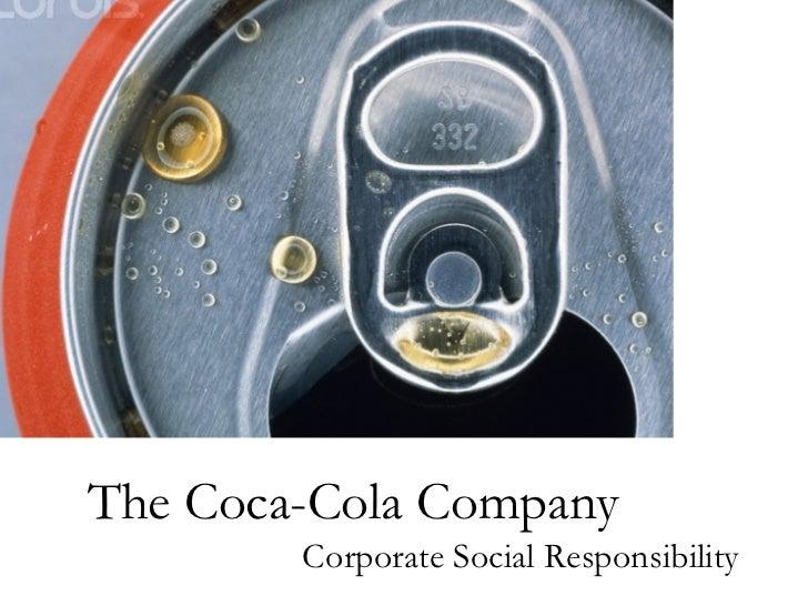 The Coca Cola Company Power Point(2)