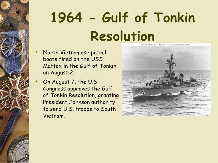 an account of events during the infamous tonkin gulf incident The following is a first person account of the events over the gulf of tonkin on remembering the gulf of tonkin: over the destroyers during the incident.