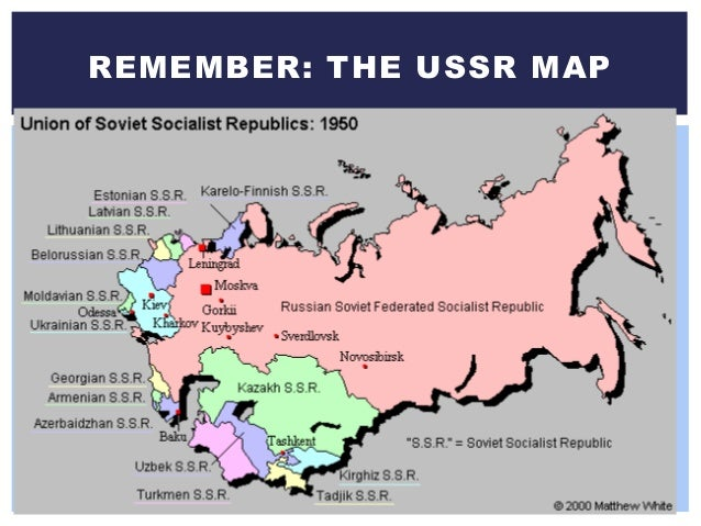 ussrs contribution to the cold war Stalin's victory the soviet union and world war ii  states gave way to the cold war in 1947 the soviet role in the second world war was criticised by western .