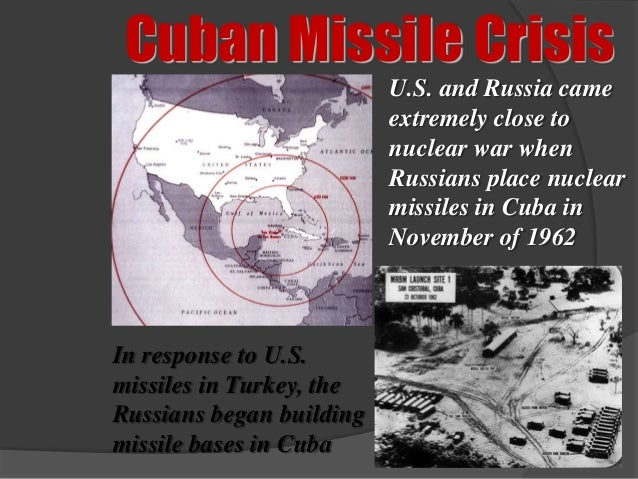 how the world came close to a nuclear war during the cuban missile crisis The cuban missile crisis was one of the few times had taken the world to the brink of nuclear war positive had come out of the cuban crisis.
