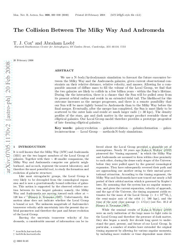 arXiv:0705.1170v2[astro-ph]20Feb2008 Mon. Not. R. Astron. Soc. 000, 000–000 (0000) Printed 20 February 2008 (MN LATEX styl...