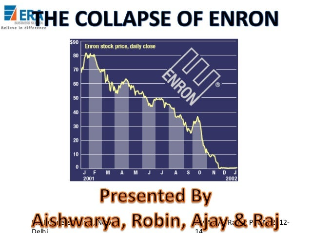 What Caused Enron to Collapse?