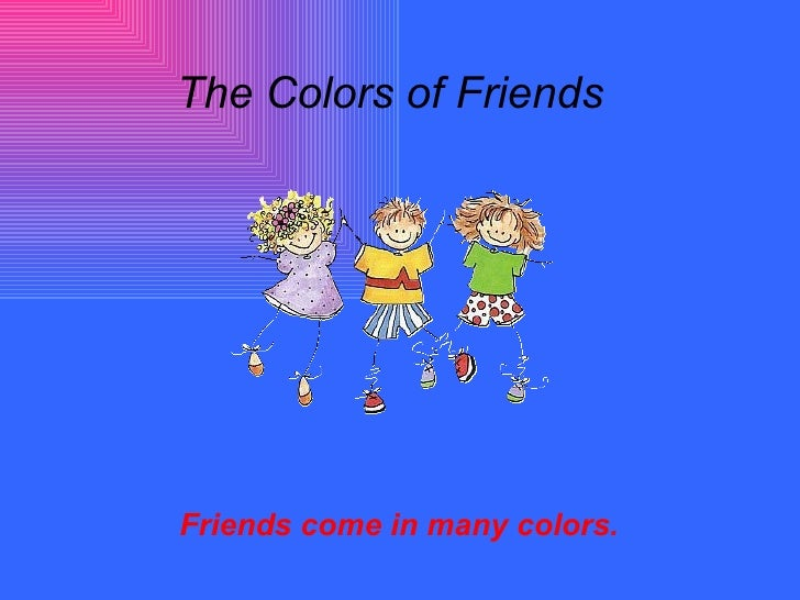 TheColorfulFriend