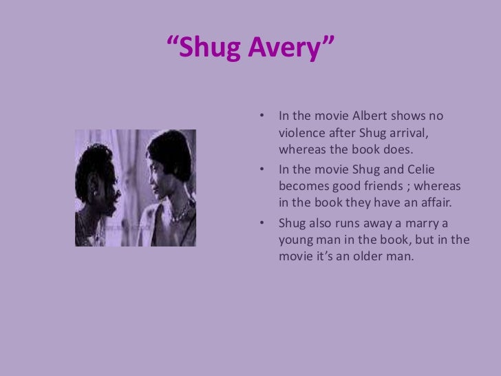essay on the movie the color purple Open document below is an essay on the color purple - celie from anti essays, your source for research papers, essays, and term paper examples.