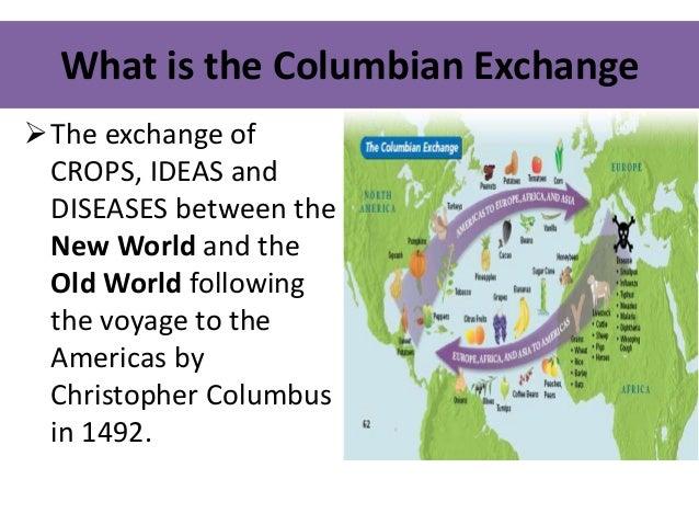 The columbian exchange for 1492 new world latin cuisine oklahoma city ok