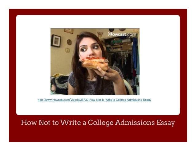 Part 1 and 2: The Common Application and the college essay question