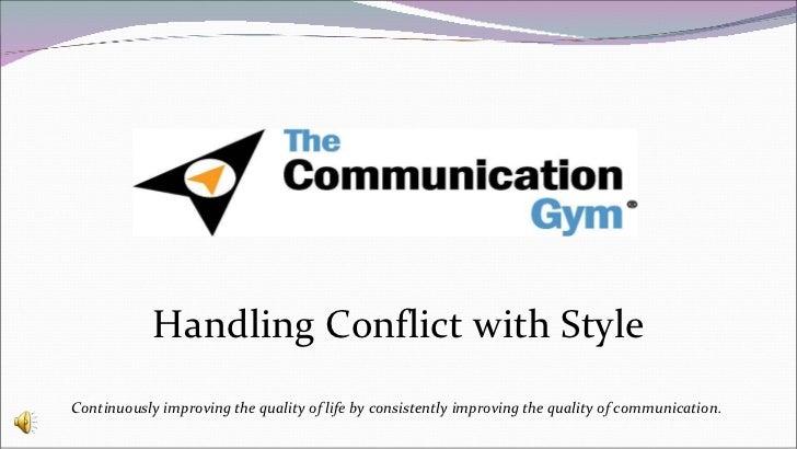 <ul><li>Continuously improving the quality of life by consistently improving the quality of communication.   </li></ul>Han...