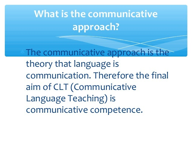 Communicative Competence as the Aim of Foreign Language Learning Essay Sample