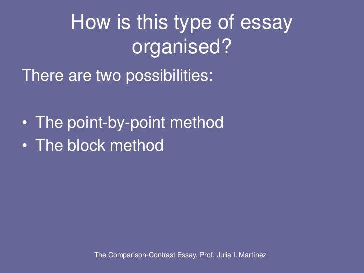 essay writing methodologies