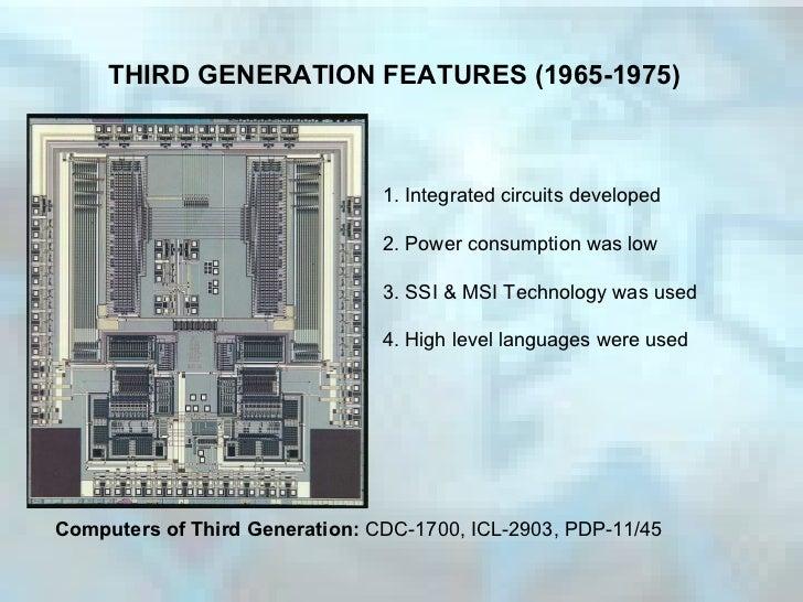 third generation computers integrated circuits 74935 pixhd