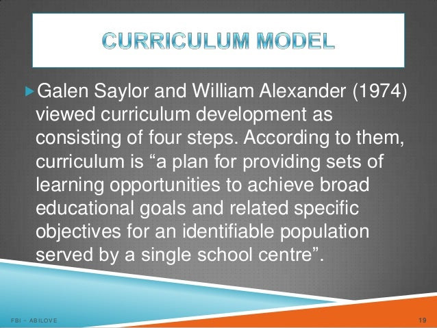 curriculum development 3 essay Curriculum development assignment academic essay they would develop and implement curriculum for a particular including admission essays.