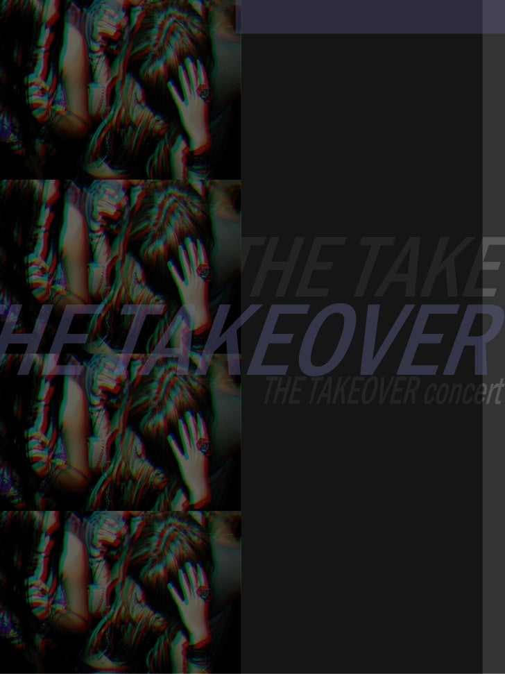 The TakeOver Concert